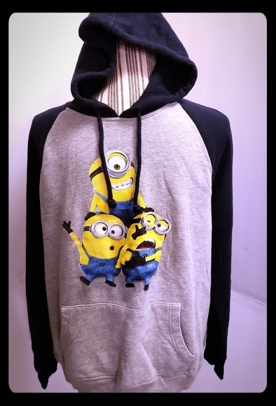 Universal Other - Despicable Me Hoodie